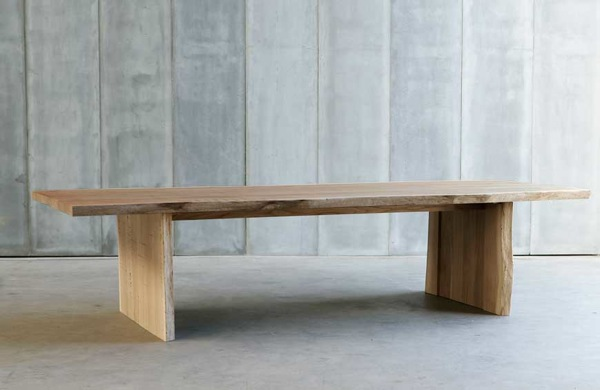 Altar table - made to measure in French oak by Heerenhuis