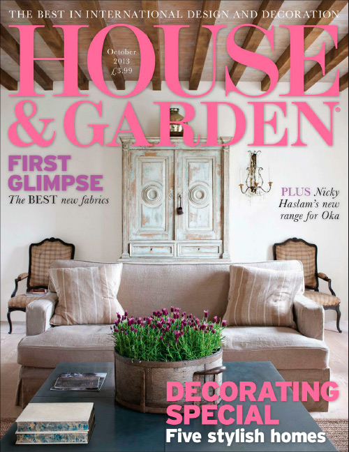House&Garden - October 2013 - Different Like a Zoo