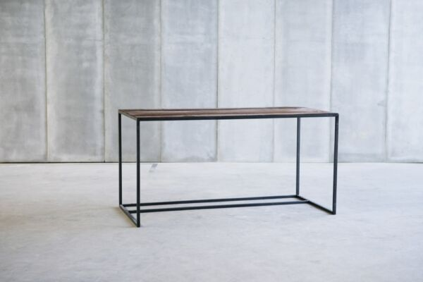 Mesa II Desk in teak by Heerenhuis