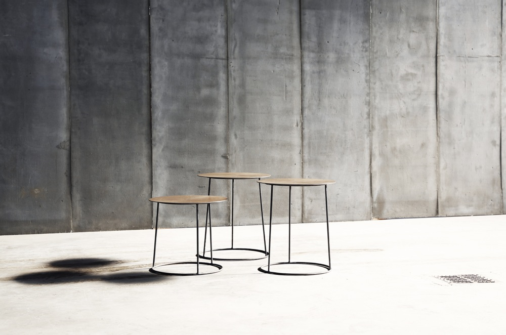 Nimbus coffee and side tables