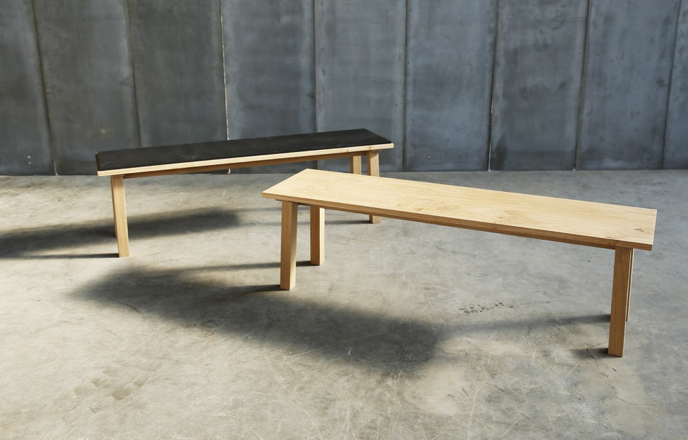 Bench Made To Measure In French Oak By Heerens