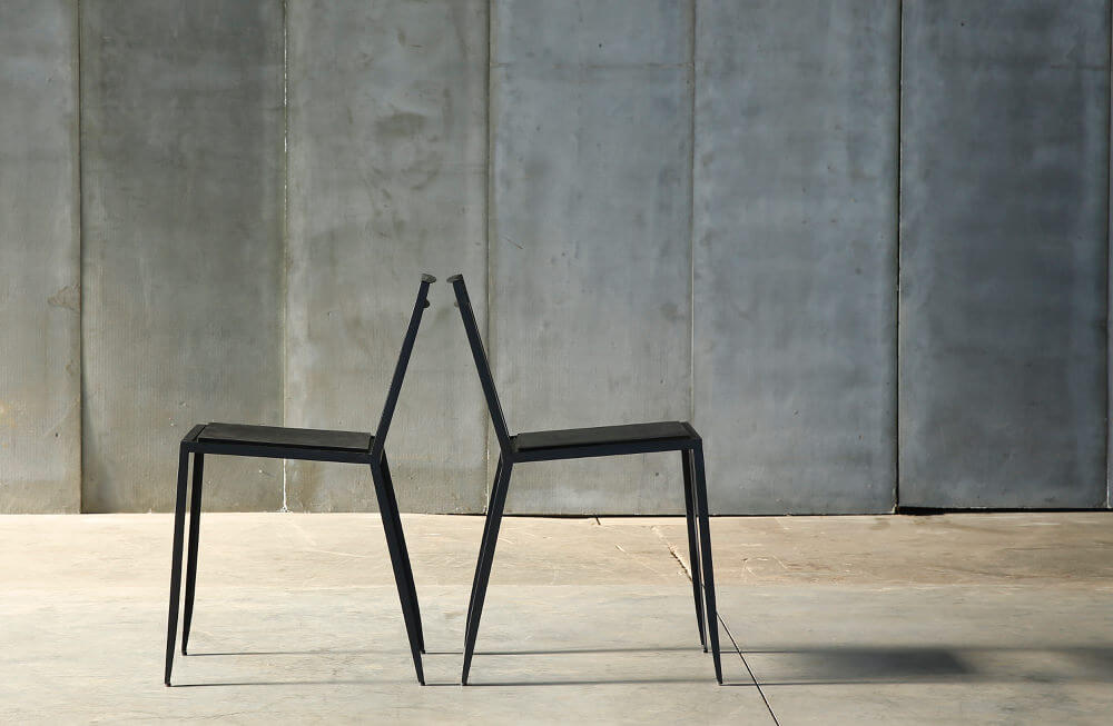 Rubber Chair By Heerenhuis Different Like A Zoo