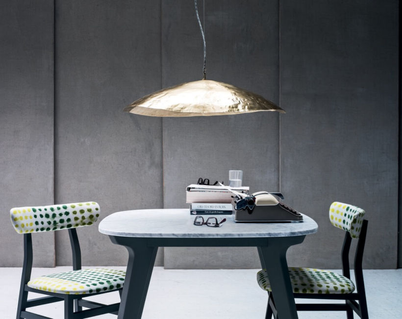 Brass 95 / Brass 96 pendant light by Gervasoni at Different Like a Zoo