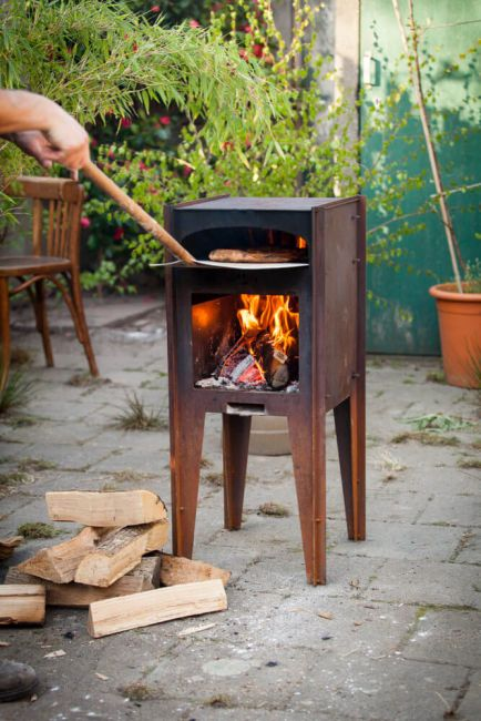 Outdoor Oven & Pizza Peel by Städler Made-083