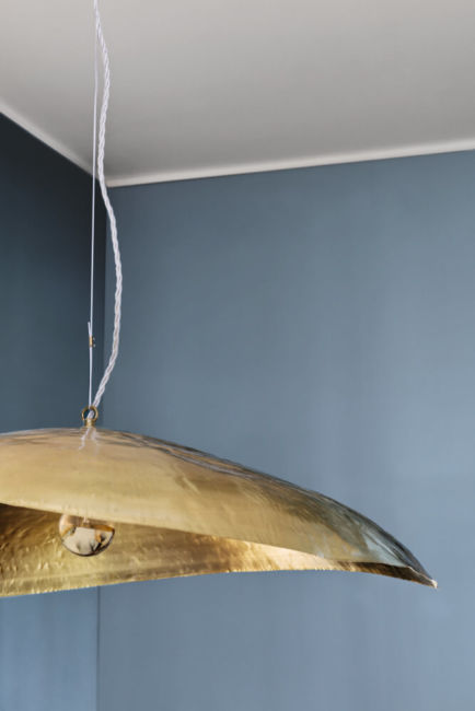 Brass 95 / Brass 96 pendant light by Gervasoni