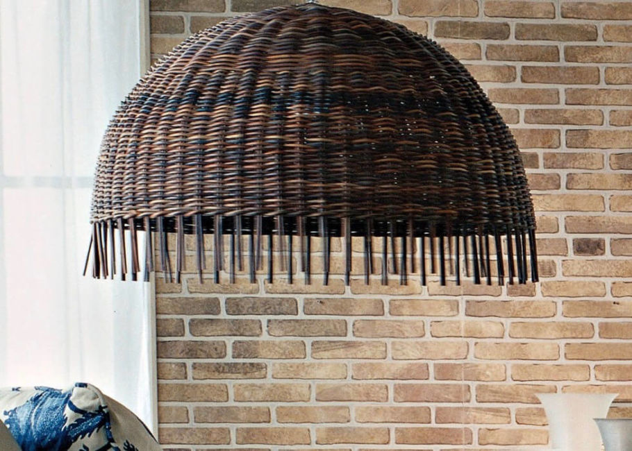 Croco 95 pendant light by Gervasoni