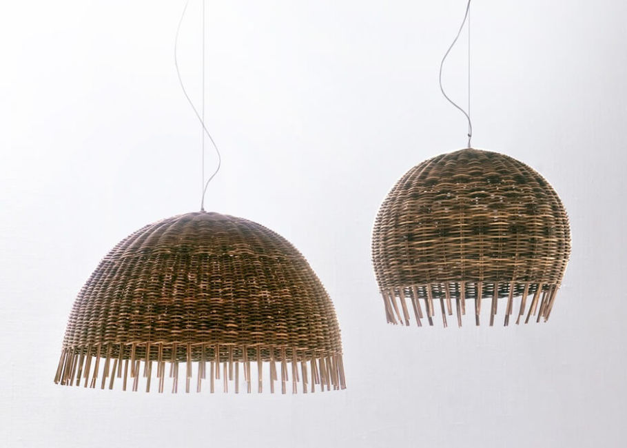 Croco 95 / Croco 96 pendant light by Gervasoni