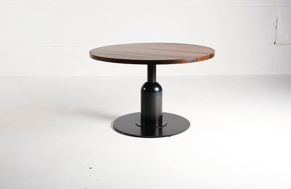 Apollo Walnut XXL table – made to measure in African walnut by Heerenhuis