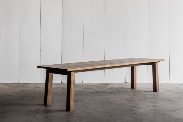 SPO African Walnut table - made to measure by Heerenhuis