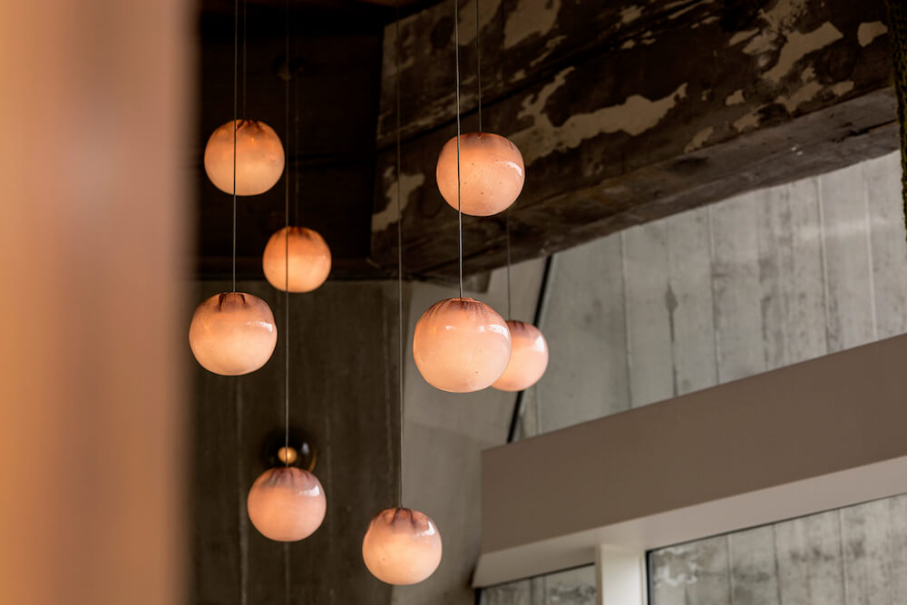 84 series lights by Bocci